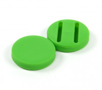 Funda de silicona para loc8tor Mini etiqueta de toma de referencia (verde)