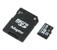 Tarjeta de Turnigy 32 GB de memoria SD Micro U3 (1 unidad)