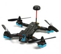 DIATONE Tirano 215 FPV que compite con aviones no tripulados - Azul (ARF)