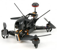Walkera F210 FPV F3 FPV Racing Quad RTF w / cámara / VTX / Devo 7 / OSD / sin batería o el cargador (Modo 2)