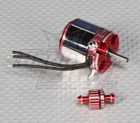 ADS400L refrigerado por agua sin escobillas Outrunner 3700kv 600w