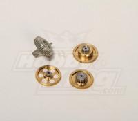 BMS-20502 Metal Gears BMS-L530 Series y BMS-L560DMG + HS