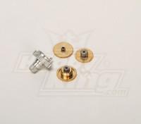BMS-20803 Metal Gears BMS-810DMG + HS y BMS-820DMG + HS
