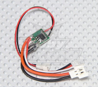 HobbyKing 3A Single Cell ESC - cepillado Micro Motors