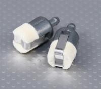 Sentía filtro de combustible / Clunk para los modelos a gas (pequeño) (2 piezas)