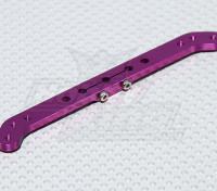 CNC doble de la aleación brazo de Servo X-Long (Futaba)