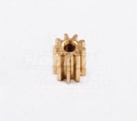 Reemplazo engranaje de piñón de 1,5 mm - 9T / 0,4 M