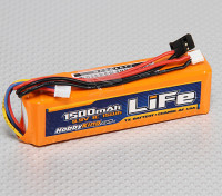 HobbyKing 1500mAh LiFe 3S 9.9v paquete transmisor.