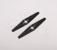 La fibra de carbono servo brazo 108mm (2pcs / bolsa)