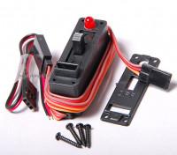 Receptor / Interruptor del sistema