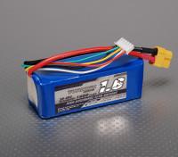 Lipo 30C Paquete Turnigy 1600mAh 4S