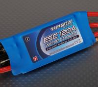 Turnigy AquaStar 120A refrigerado por agua ESC