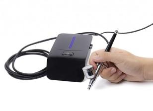 Auto-detener el mini compresor con tubo de aire