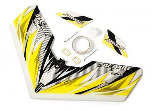 "H-King Bonsai II EPP Wing 600mm (24"") (Yellow) (Kit)"