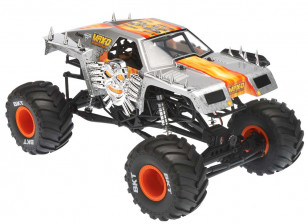 Axial SMT10 Max-D Monster Jam 1/10th Scale Electric 4WD Truck RTR 1