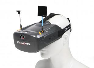 Cyclops Diversity 3D View