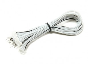 JST-SH 8Pin enchufe masculino con 200 mm con cable multiconductor (5pcs)