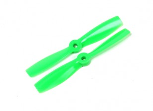 GemFan 5046 Bullnose policarbonato Propulsores (CW / CCW) Verde (1 par)