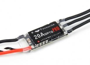 Favorito Littlebee 20A F396 Pro MCU Soporta OneShot125 (OPTO)
