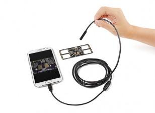 2m mini Android endoscopio