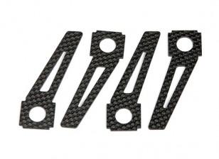 patines de fibra de carbono