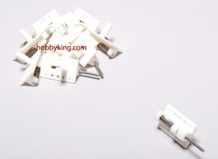 Dosel de bloqueo 30x8mm (10pcs / bag)