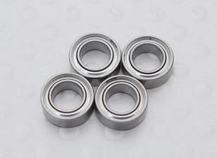 Juego de cojinete (7x4x2.5mm) (4 piezas / Bag) - 110BS, A2003, A2010, A2027, A2028, A2029 y A3007
