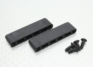 Borne de la batería con los tornillos (M2.6x8mm) - 110BS, A2003T, A2029, A2028, A2027 y A2035