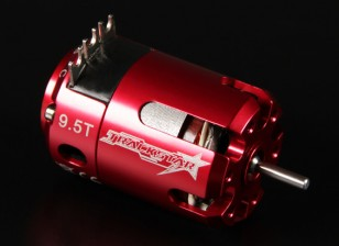 Turnigy TrackStar 9.5T Sensored 4120KV motor sin escobillas (ROAR aprobado)