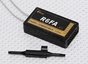 Receptor compatible Corona R6FA 2,4 GHz FASST