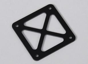 Hobbyking X550 fibra de vidrio Junta de Control de Placa de montaje