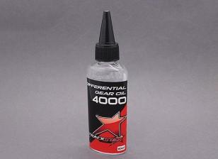 TrackStar silicona aceite de Diff 4000cSt (60 ml)