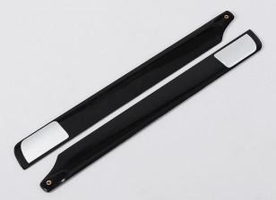 325 mm TIG fibra de vidrio de láminas principales