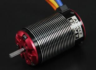 Turnigy TrackStar 1/8 de Sensored motor sin escobillas 2350KV