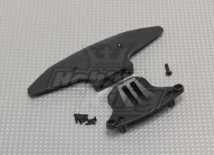 Vista frontal y parachoques trasero Set - A2028, A2029