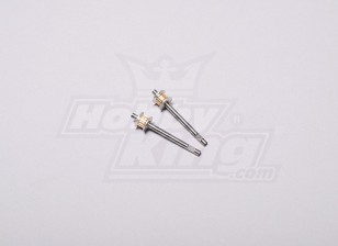 HK-250GT Tail Drive Gear Shaft (2pcs / set)