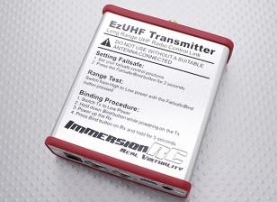 ImmersionRC EzUHF transmisor 600mW