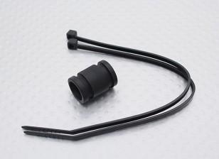 Silicona conjunto de tubo de 1/16 Turnigy 4WD Nitro Racing Buggy