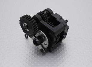 Una sola velocidad del sistema completo 1/16 Turnigy 4WD Nitro Racing Buggy