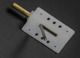 Dosel de bloqueo / bloqueo por resorte (2 piezas)