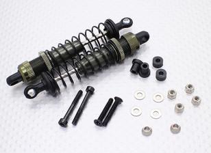 De metal frente de choque (finalizado) - A2033 (2pcs)
