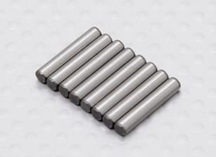 Pins (3 * 16.8) (8pcs) - A2038 y A3015