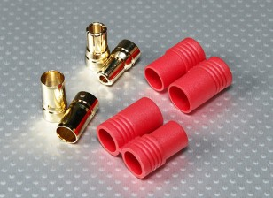 HXT 8.0mm Juego de conectores de alta tensión