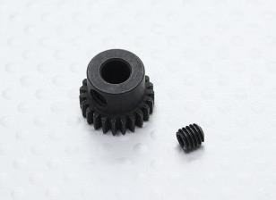 23T / 5 mm de acero templado 48 Pitch engranaje de piñón