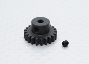 21T / 32 3.17mm Pitch acero endurecido engranaje de piñón