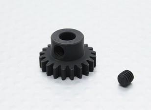 20T / 5 mm de acero templado 32 Pitch engranaje de piñón