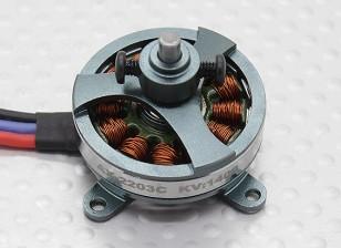Turnigy AX-2203C 1400KV / 60W sin escobillas del motor Outrunner