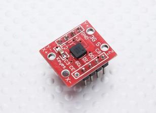 Kingduino Compatible sensor de aceleración triaxial