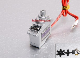 BMS-385DMAX Digital Servo (Metal Gear) 4,2 kg / .15sec / 16.5g