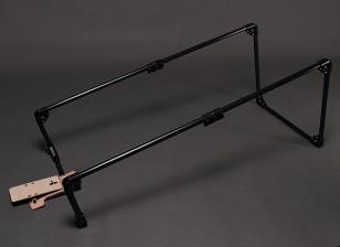 De pedal Sistema de lanzamiento con catapulta / Rampa para los modelos FPV / Planeadores / Luz del FED (Self Assembly)